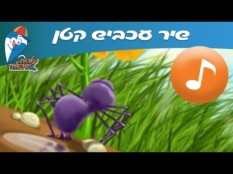 עכביש קטן – שירים מהעולם לילדים