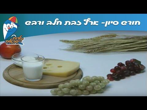 חודש סיון: ארץ זבת חלב ודבש